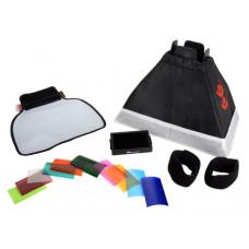 Набор модификаторов для вспышек Falcon Eyes Kit 2